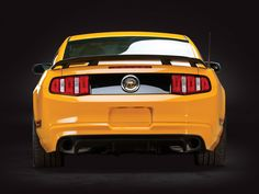 2012 Ford Mustang Boss 302 Laguna Seca Parnelli Jones Edition | Sam Pack Collection 2014 | RM AUCTIONS Mustang Boss 302, Mustang Cars, Ford Mustang, Parnelli Jones, Collector Cars, Buy Tickets, Auction, Collection, Ford Mustangs