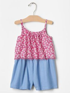 Find toddler dresses from Gap featuring the latest styles for little girls. Dresses for special occasions and everyday in fun prints and colors. Toddler Girl Dresses, Girls Rompers, Fun Prints, Special Occasion Dresses, Slim, Summer Dresses, Tank Tops, Floral, Shirts