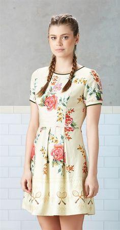 Vestido Tenista II