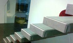 Scale a Giorno - Scale a Sbalzo - Ghost Stone - Alfa Scale