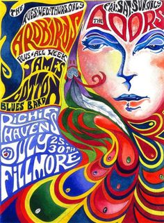 rock and roll concert posters - Bing Images