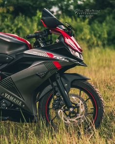 Image may contain: motorcycle and outdoor R15 Yamaha, Yamaha Bikes, Motorcycles, Desktop Background Pictures, Studio Background Images, Futuristic Motorcycle, Motorcycle Men, Guru Pics, Biker Love