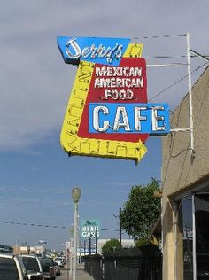 Jerry's Cafe - Gallup, NM