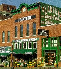 Planters Seed & Spice Company - River Market in Kansas City, MO Kansas City Restaurants, Kansas City Missouri, Plantar, New Adventures, Staycation, Along The Way, Oh The Places You'll Go, Weekend Getaways, Summer Fun