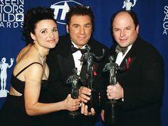 Was wurde aus Jerry & Co.? Vor 20 Jahren startete die Kult-Serie SEINFELD auch im deutschen Fernsehen und vier New Yorker Freunde verzauberten das Publikum. Doch was wurde eigentlich aus Elaine, George und Kramer?