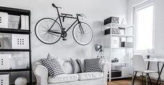 Creative Design Decoration Ideas for Your Home Bright Wallpaper, Cool Wallpaper, Minimalist Apartment, Minimalist Decor, Modern Room Decor, Home Decor, Dark Walls, Warm Colors, Decoration