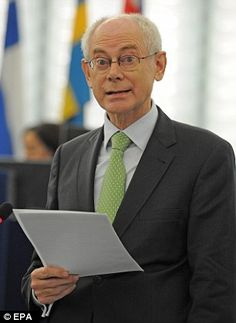 One of Mr Juncker's former colleagues - the ex-European Council president Herman…