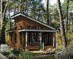 Plan 80674pm Vacation Getaway Cottage Small Houses In