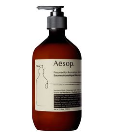 #Gifts #CultBeauty Resurrection Aromatique Hand Balm  by Aesop