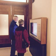 Guests engaging with the interactive educational exhibits. World Food Prize, Interactive Display, Education, Onderwijs, Learning