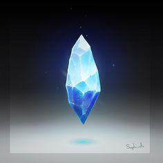 How to Draw Crystal by Sephiroth-Art.deviantart.com on @deviantART