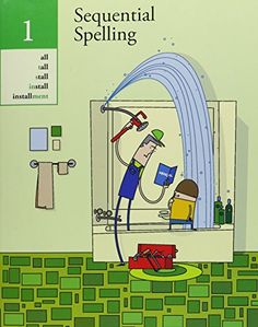 Sequential Spelling 1 Student Workbook by Don McCabe http://www.amazon.com/dp/1935943073/ref=cm_sw_r_pi_dp_hBZlxb1TGNPXC