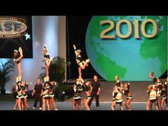 Cheer Extreme Small Senior Worlds 2010 Cheer Extreme, Wonders Of The World, Cheerleading, Competition, Videos, Music, Sports, Youtube, Musica