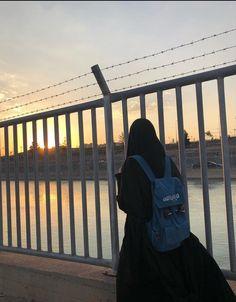 Hijab Dp, Hijab Niqab, Muslim Hijab, Ootd Hijab, Girl Hijab, Muslim Girls, Muslim Couples, Islam Women, Hijab Cartoon