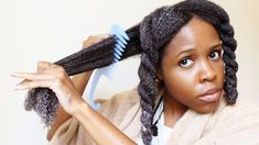 Having soft, healthy moisturized hair with poppin' curls and coils is pretty much a universal goal for most naturals. However, it can be difficult to achieve when you can't get an even distribution of moisture throughout your entire head of hair. Fortunately, there are some steps you can take to make sure you reap the …