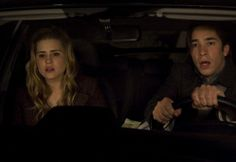 """Alison Lohman & Justin Long in """"Drag me to Hell"""""""