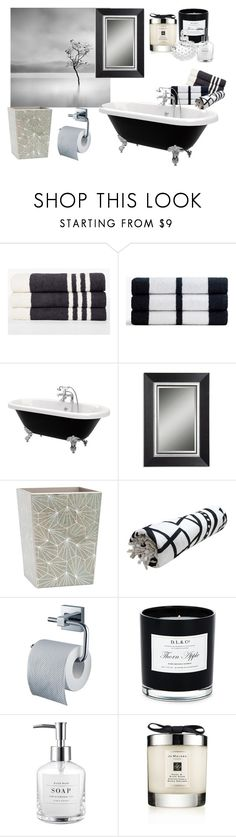 """WINTER BR"" by anabelvalentina on Polyvore featuring interior, interiors, interior design, hogar, home decor, interior decorating, James Perse, Uttermost, Pigeon & Poodle y D.L. & Co."