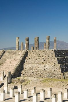 ✮ Toltec Ruins - Mexico