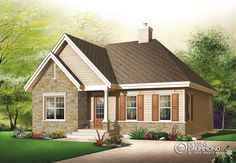 house_plan_maison_plain_pied_Bungalow_W2195