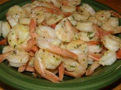 Weight Watcher Shrimp