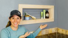 Hidden Storage | Turn your Wall into a Cabinet! | Easy DIY