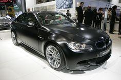 BMW M3 Frozen Black
