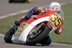 Image result for ron haslam nr500