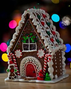 Gingerbread House by trustypics, via Flickr
