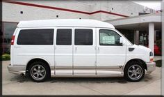 2013 Chevrolet Express Explorer Conversion Van
