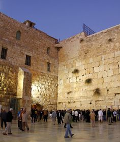 western wall, Jerusalem. Would love to visit here and pray! How amazing to walk the streets of Jerusalem where Jesus walked!