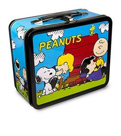 Peanuts Gang Lunch Box