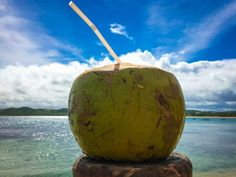 How to travel to Fiji for cheap: Buy drinking coconuts from the side of the road, rather than at the resorts