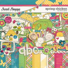 Spring Chicken by Erica Zane. $6.49