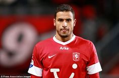 Swoop: Tottenham have confirmed the signing of Nacer Chadli from FC Twente for £6million