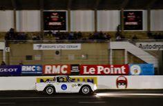Full speed at night, Montlhéry 2016