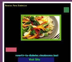 Recetas Para Diabetico 185029 - Aprenda como vencer la diabetes y recuperar su salud.