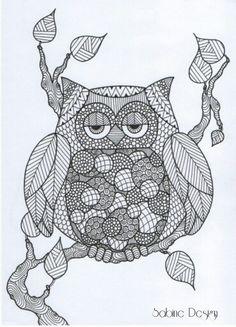 387 Beste Afbeeldingen Van Uilen Owl Barn Owls Owls En Coloring Pages