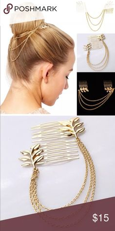 Cute Styling Hair Clip brand new!.. puts a cute look to any style hair!.. Accessories Hair Accessories