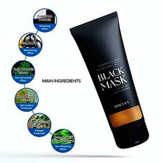15 Best Blackhead Mask Products Review   FAQ's   Buying Guide of 2019   Best Products For You Best Blackhead Mask, Blackhead Peel Off Mask, Best Blackhead Remover, Black Peel Off Mask, Face Mask For Blackheads, Charcoal Face Mask, Tanning Cream, Cleansing Mask, Best Face Mask