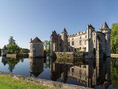 Montesquieu's Château de la Brède | da Bob Radlinski