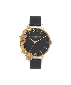 Case Cuff Black Dial and Gold. Women AccessoriesFashion ... 534cf568c9723