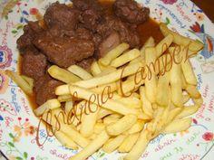 Carne de porco em vinha d´alhos, Receita de Andreiacambez - Petitchef