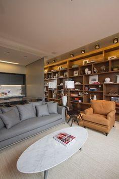 Escritórios, salas de uso comum e lofts se destacam na Casa Cor Campinas 2012, veja - Casa e Decoração - UOL Mulher