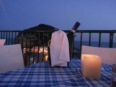 Ischia Sant'Angelo- ristorante villa sirena