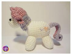 Sweetie Belle - My Little Pony. $23.00, via Etsy.