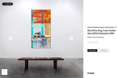 2020 IN ART: THE YEAR OF TRANSFORMATIONS Robert Rauschenberg, Gallery Wall, Frame, Room, Home Decor, Art, Picture Frame, Bedroom, Art Background