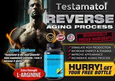 Testamatol Side Effects