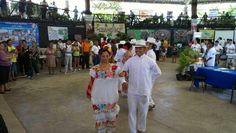 Chiapas textiles dresses dancing