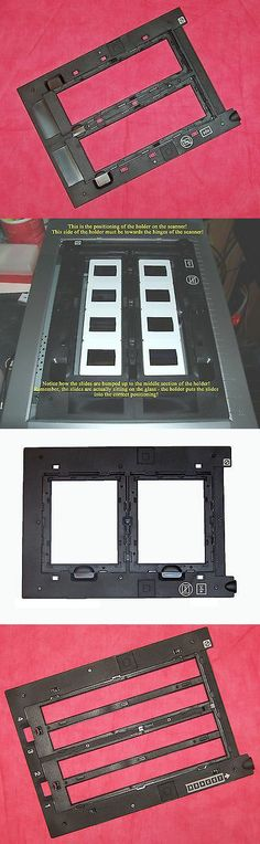 Epson Perfection 4990 35mm Negative Holder Substitute