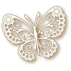Wild Rose Studio`s Specialty die - Butterfly lace